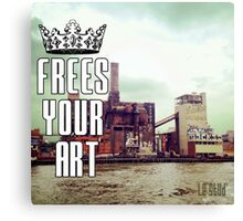 FYA - Frees Your Art #2 Canvas Print