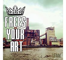 FYA - Frees Your Art #2 Photographic Print