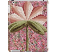 The Hidden Flower 4 iPad Case/Skin