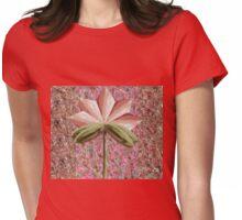 The Hidden Flower 4 Womens Fitted T-Shirt