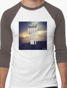 FYA - Frees Your Art #3 Men's Baseball ¾ T-Shirt