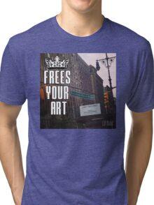 FYA - Frees Your Art #4 Tri-blend T-Shirt