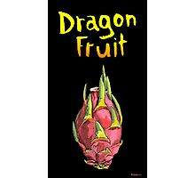Dragon fruit Photographic Print