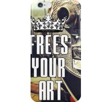 FYA - Frees Your Art #5 iPhone Case/Skin