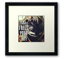 FYA - Frees Your Art #5 Framed Print