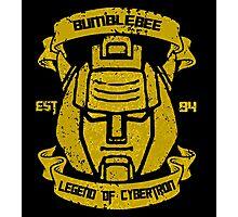 Legend Of Cybertron - Bumblebee Photographic Print