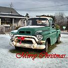 Country Merry Christmas... by Rebecca Bryson