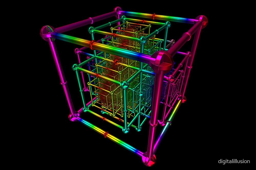 Cubenoid basic by digitalillusion
