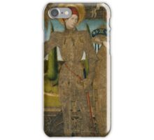 Master of Saint George and the Princess - 1450-75, 90 x 58,5 cm iPhone Case/Skin