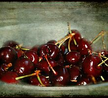 Just a Bowl of Cherries by Marcia Luly