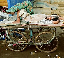 Home of a homeless by Biren Brahmbhatt