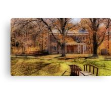 Rickenbaugh House Canvas Print