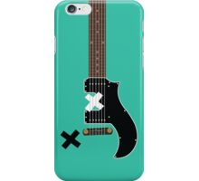 Michael's Green Guitar iPhone Case/Skin