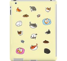 Caturday is Everyday iPad Case/Skin