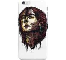 She Wolf - I think I have Super Powers iPhone Case/Skin