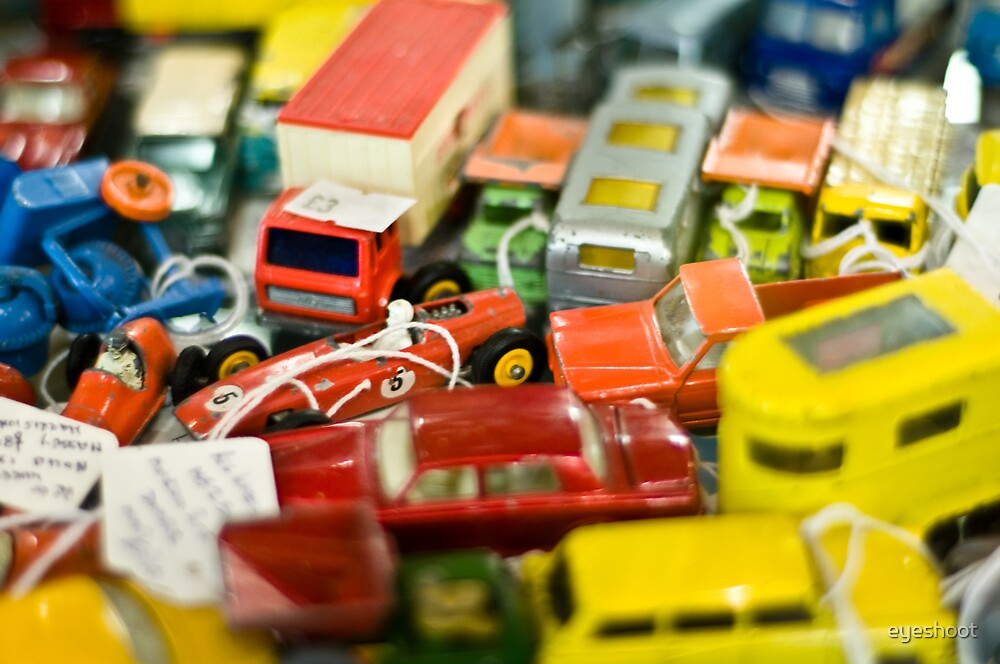 Red Lorry Yellow Lorry by eyeshoot