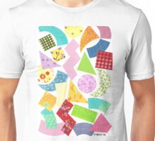 FIGURES OUT GREETING CARDS CARDBOARD Unisex T-Shirt