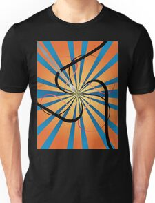 Swirly art Unisex T-Shirt
