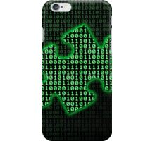 Piece of information iPhone Case/Skin