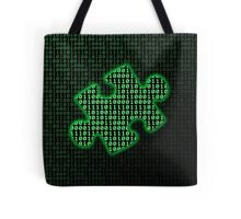 Piece of information Tote Bag