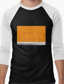 Muse Origin of Symmetry Men's Baseball ¾ T-Shirt