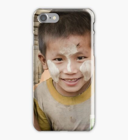 Kids by JM Gautier iPhone Case/Skin