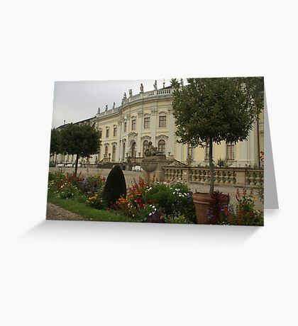 Historic House Greeting Card