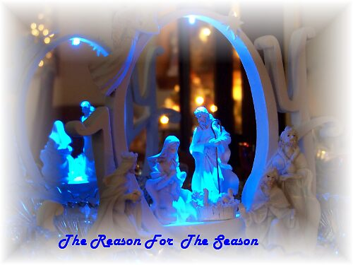 The Reason For The Season by imagesbydale