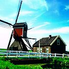 DUTCH WINDMILLS 04 by RainbowArt