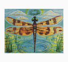 Golden Dragonfly T-Shirt