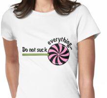lollipop Womens Fitted T-Shirt