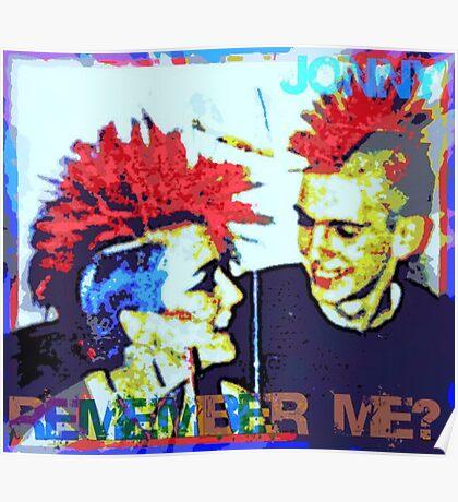 Jonny - Remember Me? Poster