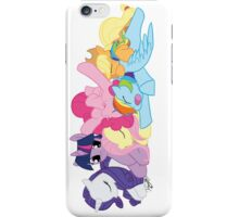 Sleepy Ponies iPhone Case/Skin