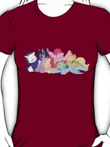 Sleepy Ponies T-Shirt