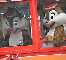 Disney Chip And Dale Disney Chipmunks Chip N Dale by notheothereye
