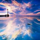 Lighthouse by PhotoDream Art