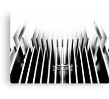 Heat Sink Canvas Print