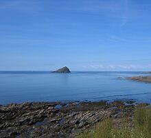 Wembury bay by lhyland