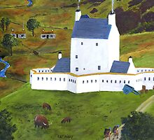 Corgarff Castle by Stuart  Fellowes