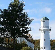 Cape Elizabeth Lighthouse by Linda Jackson