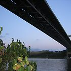 Tamar Bridge by lhyland