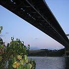 Tamar Bridge by lhyland