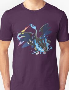 Mega Charizard X Unisex T-Shirt