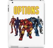 Iron Man Armor iPad Case/Skin