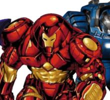 Iron Man Armor Sticker