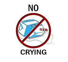 Don't Cry Over Spilt Milk Photographic Print