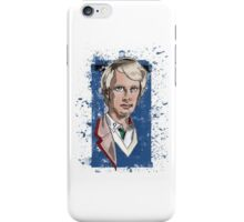 Fifth Lord of Time iPhone Case/Skin