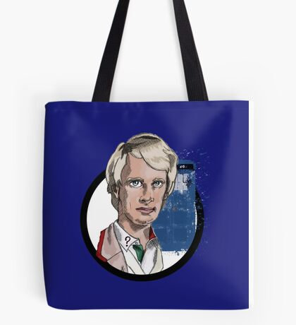 Fifth Lord of Time Tote Bag