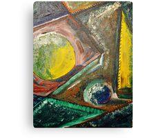 """Global Consciousness"" Canvas Print"