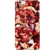 Raw Meat iPhone Case/Skin